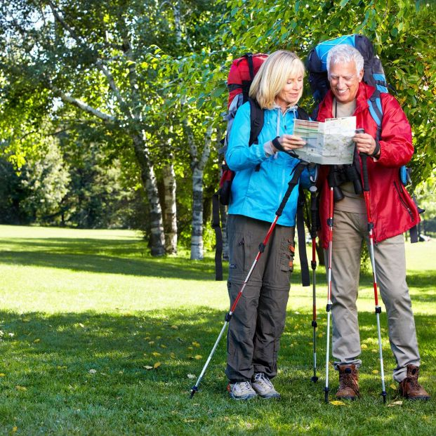 trekking a todas las edades